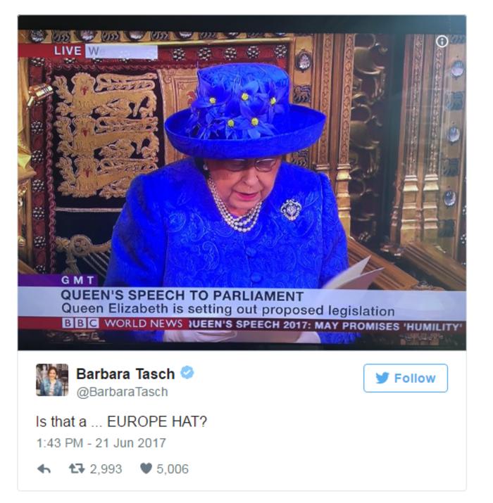 Τελικά έστειλε η βασίλισσα Ελισάβετ «κρυφό» μήνυμα για το Brexit; - εικόνα 3