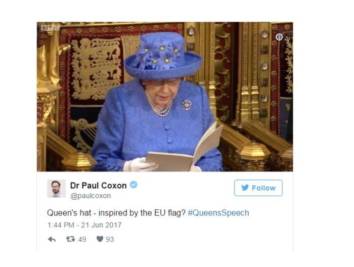 Τελικά έστειλε η βασίλισσα Ελισάβετ «κρυφό» μήνυμα για το Brexit; - εικόνα 4