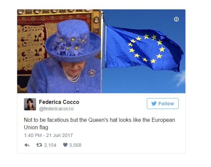 Τελικά έστειλε η βασίλισσα Ελισάβετ «κρυφό» μήνυμα για το Brexit; - εικόνα 5