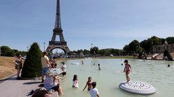 Καύσωνας στην Ευρώπη: «Κάηκαν» το Παρίσι και το Λονδίνο