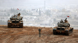 Η Τουρκία στέλνει ενισχύσεις στη βόρεια Συρία  εναντίον των μαχητών της YPG