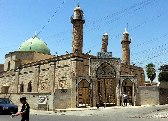 Καταστράφηκε εμβληματικό τέμενος 900 ετών στη Μοσούλη - εικόνα 3