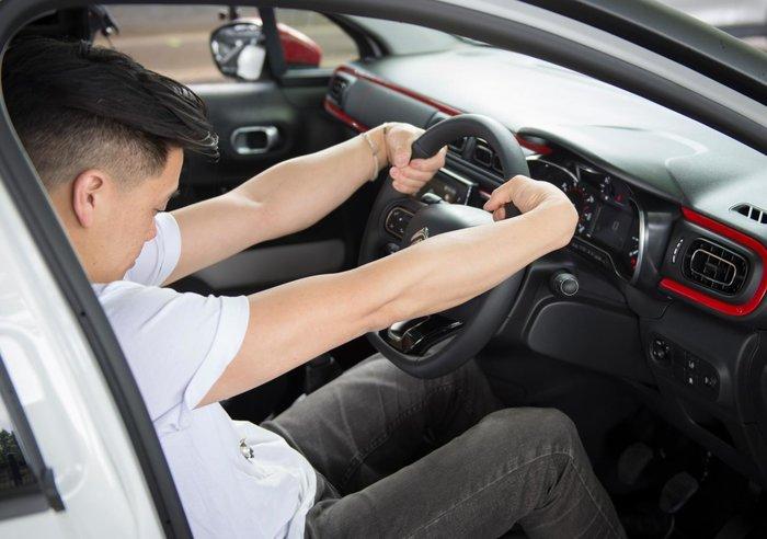 Μαζί με ποιο γαλλικό αυτοκίνητο μπορείς να κάνεις ασκήσεις Yoga; - εικόνα 4