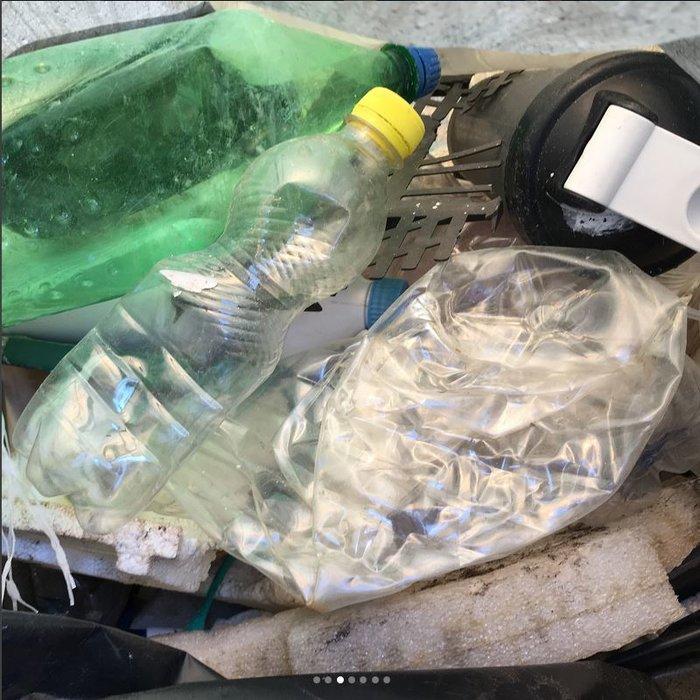 Η κόρη του Γουίλ Σμιθ έβγαλε 22 σακούλες σκουπίδια από ελληνικές παραλίες - εικόνα 3