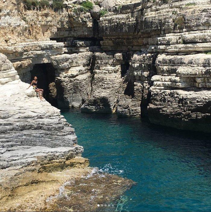 Η κόρη του Γουίλ Σμιθ έβγαλε 22 σακούλες σκουπίδια από ελληνικές παραλίες - εικόνα 10