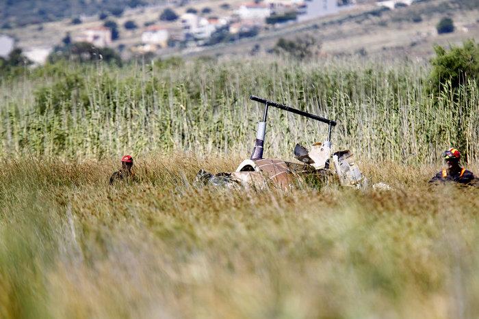 Η εναέρια βόλτα στο θάνατο για τον Χριστόφορο Βουλγαρέλη - εικόνα 2