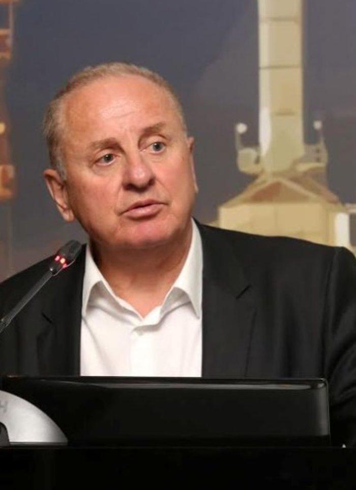 Ο Διευθύνων Σύμβουλος της Ελληνικά Πετρέλαια Γρηγόρης Στεργιούλης