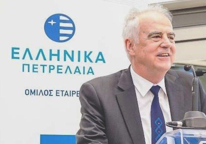 Ο Πρόεδρος της Ελληνικά Πετρέλαια, Ευστάθιος Τσοτσορός