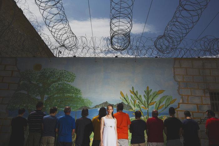 Μια αλλιώτικη παράσταση με έργο Σέξπηρ στις φυλακές Κορυδαλλού