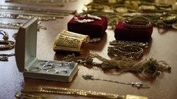Διαμάντια & 700 κιλά χρυσός σε ψυγεία και φούρνους στο Χαλάνδρι