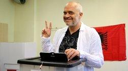 Αλβανία: Θριάμβευσε στις εκλογές ο Έντι Ράμα