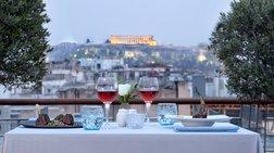 Οι fine γεύσεις σκαρφάλωσαν στο rooftop του ξενοδοχείου Melia Athens