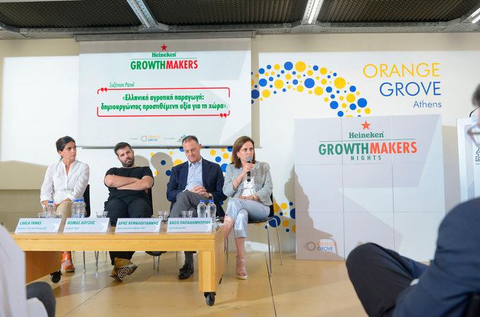 Πέντε νέα Start-Ups θα υποστηρίξει η Heineken μέσα από το Growth Makers - εικόνα 2