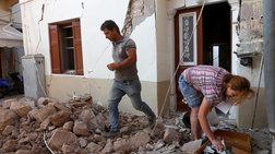 Χίλια εκατόν δέκα πέντε τα μη κατοικήσιμα σπίτια στη Λέσβο