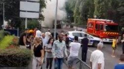 Πληροφορίες για έκρηξη σε λεωφορείο στο Παρίσι