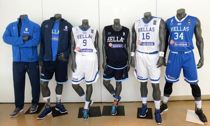 Από τον Ομιλο FF Group οι νέες εμφανίσεις των Εθνικών Ομάδων μπάσκετ