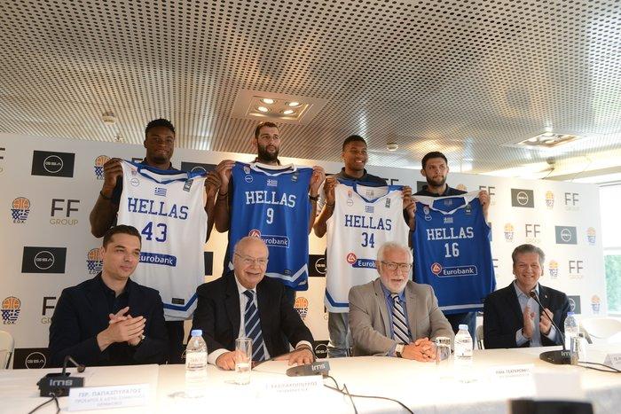 Από τον Ομιλο FF Group οι νέες εμφανίσεις των Εθνικών Ομάδων μπάσκετ - εικόνα 2