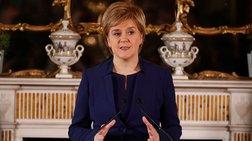 Διάγγελμα για το μέλλον της Σκωτίας σήμερα από την Στέρτζον