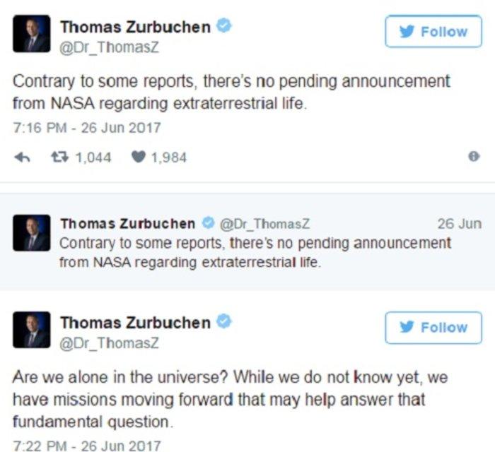 Η NASA απαντά στους Anonymous για τους εξωγήινους