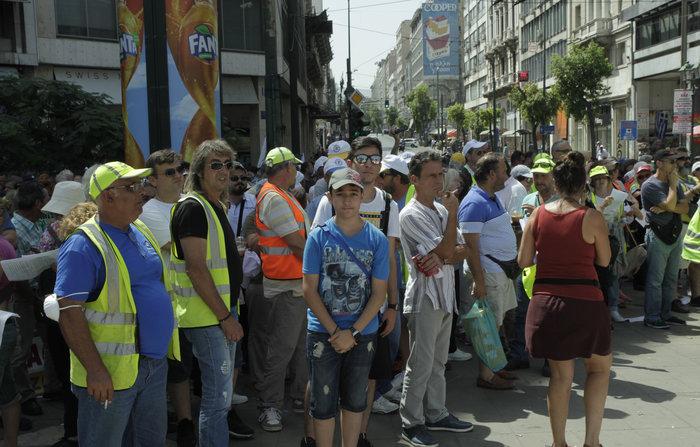Αποφασίζει για την απεργία η ΠΟΕ-ΟΤΑ, πορεία προς τη Βουλή - εικόνα 6