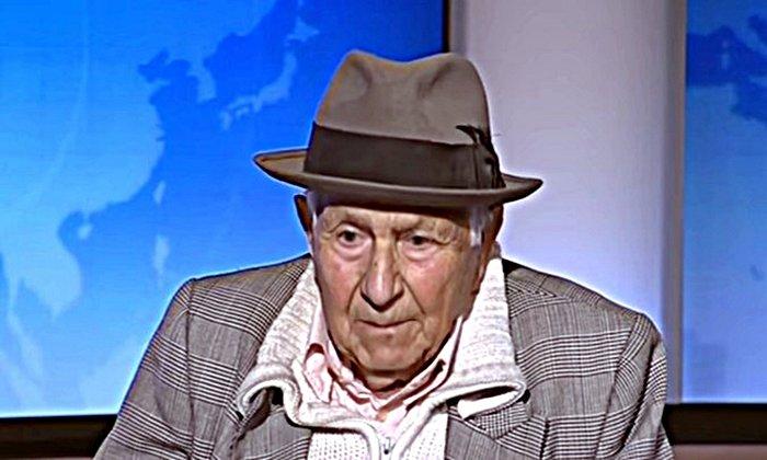 Κωνσταντίνος Γεωργιάδης: Πτυχιούχος του Πανεπιστημίου Κύπρου στα 97!