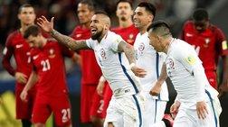 Στον τελικό η Χιλή με ήρωα τον Μπράβο - Έπιασε 3 πέναλτι
