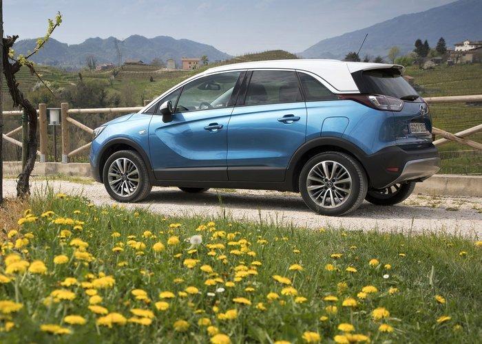 17.300 ευρώ κοστίζει η βασική έκδοση του νέου Opel Crossland X