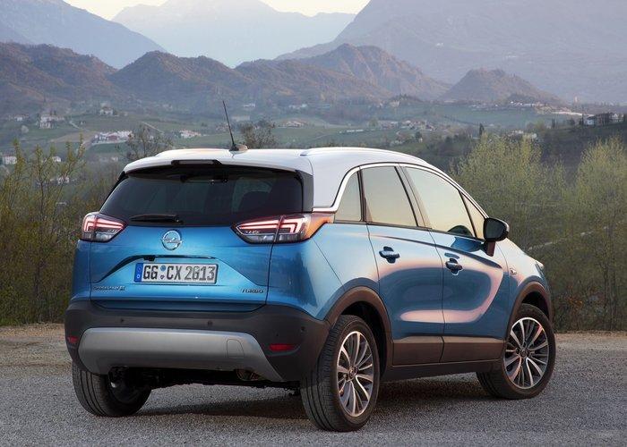 17.300 ευρώ κοστίζει η βασική έκδοση του νέου Opel Crossland X - εικόνα 2