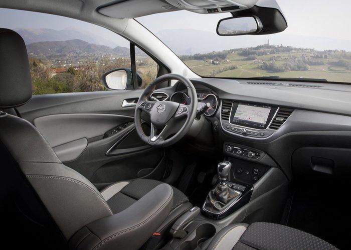 17.300 ευρώ κοστίζει η βασική έκδοση του νέου Opel Crossland X - εικόνα 3