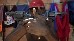 Εντάλματα για 95 αστυνομικούς στη Βραζιλία για σχέσεις με συμμορίες
