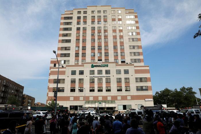 Νεκρός γιατρός από επίθεση ενόπλου σε νοσοκομείο του Μπρονξ
