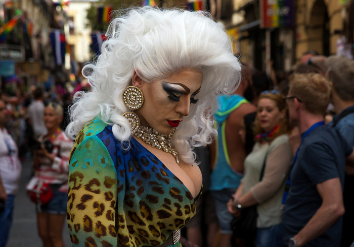 Viva la Vida: H μεγαλύτερη πορεία LGBT στην Μαδρίτη