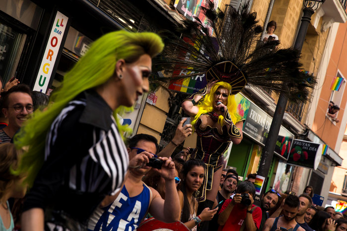 Viva la Vida: H μεγαλύτερη πορεία LGBT στην Μαδρίτη - εικόνα 2