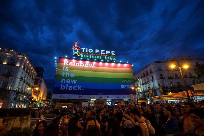 Viva la Vida: H μεγαλύτερη πορεία LGBT στην Μαδρίτη - εικόνα 4