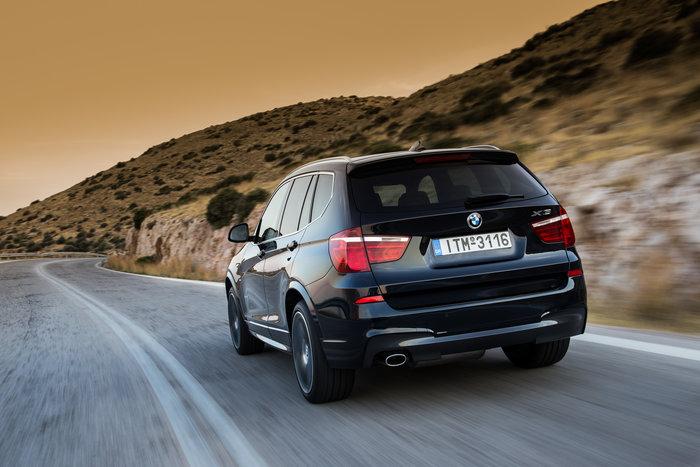BMW X3 xDrive20d M Sport Limited: Απεριόριστη δράση - Περιορισμένη έκδοση