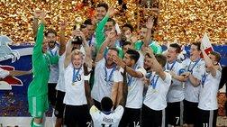 Χιλή - Γερμανία 0-1 - Πήρε το Κύπελλο με τα... δεύτερα