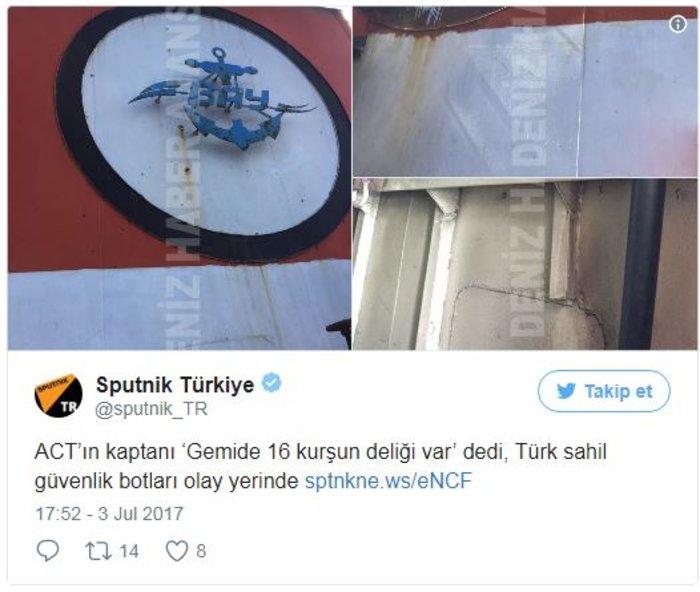 Θρίλερ στο Αιγαίο: Σκάφος του λιμενικού άνοιξε πυρ κατά τουρκικού πλοίου - εικόνα 4