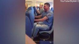 Αναστάτωση σε πτήση από μεθυσμένο και ματωμένο Ρώσο