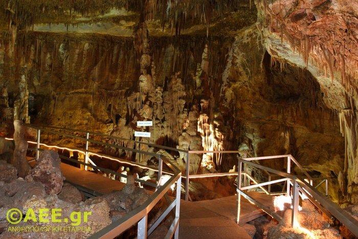 Τα ωραιότερα, γνωστά  και άγνωστα σπήλαια στην Ελλάδα - εικόνα 8