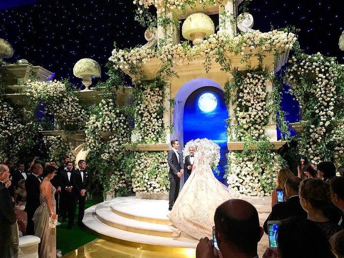 O μυθικός γάμος για...Οσκαρ της κόρης Αρμένιου επιχειρηματία φωτό