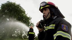 Σε ύφεση η πυρκαγιά στην Ηλεία-υπό μερικό έλεγχο στον Ωρωπό