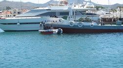 Αίγινα: Στο αυτόφωρο ο πλοίαρχος & μέλος του πληρώματος της υδροφόρας