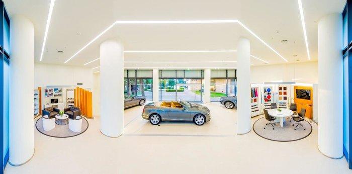 Στο Νέο Ψυχικό χτυπάει πλέον η W12 καρδιά της Bentley - εικόνα 2