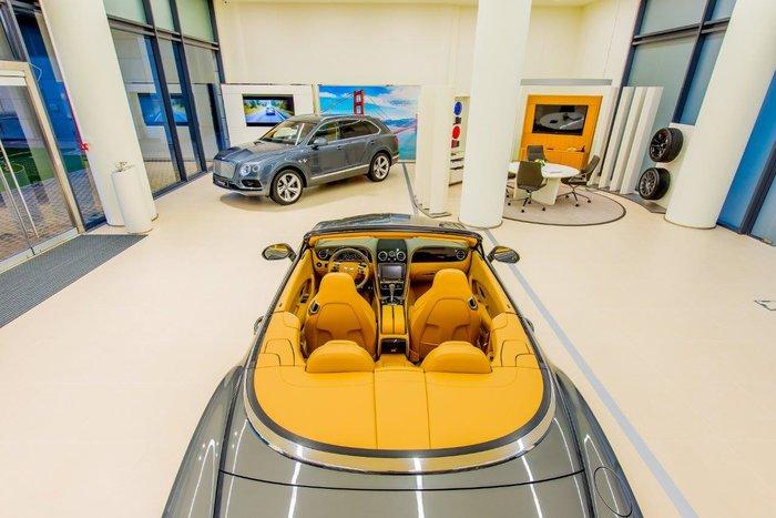 Στο Νέο Ψυχικό χτυπάει πλέον η W12 καρδιά της Bentley - εικόνα 4