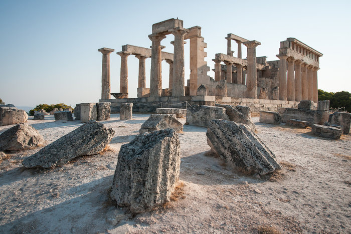 Ο ναός της Αφαίας (Αίγινα)