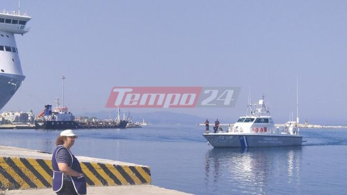 """""""Βουτιά"""" στο λιμάνι Πάτρας: """"Άνοιξε τα παράθυρα και μας κοίταζε"""" (ΦΩΤΟ) - εικόνα 2"""