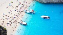 Στο top 10 των καλύτερων παραλιών του κόσμου μια ελληνική