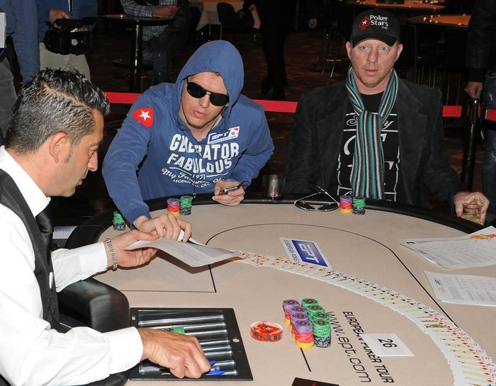 Berlin poker tournament 2011
