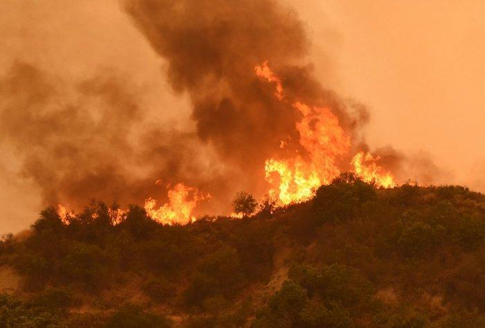 Γιγαντιαίες πυρκαγιές κατακαίουν δασικές εκτάσεις στα δυτικά ΗΠΑ - Καναδά