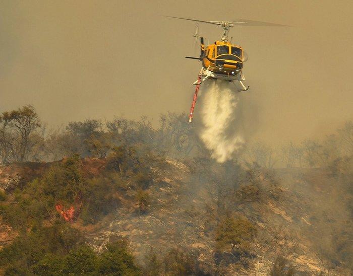 Γιγαντιαίες πυρκαγιές κατακαίουν δασικές εκτάσεις στα δυτικά ΗΠΑ - Καναδά - εικόνα 3